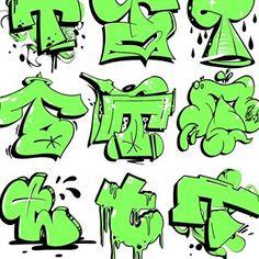 Breakdance © Favorite one? Graffiti Letter T, Graffiti Alphabet Styles, Graffiti Lettering Alphabet, Graffiti Text, Graffiti Bridge, Graffiti Doodles, Graffiti Tagging, Graffiti Characters, Graffiti Drawing