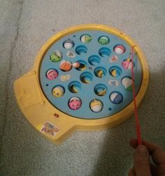 Electric fishing game | 29 Toys Every '90s Boy Secretly Wishes They Still Had