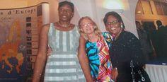 Haiti - Fete de l'Europe, 9 mai 2007, avec mes collègues Anne-Rose et Victoria 9 Mai, Lily Pulitzer, Europe, Victoria, Dresses, Fashion, Vestidos, Moda, Fashion Styles