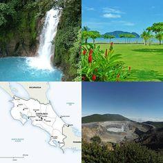 Viajar barato para Costa Rica