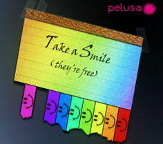 ¡Muy buenos días #Peluseros! ¿Qué tal la mañana de lunes otoñal? Os dejamos un poco de color y sonrisas para regalar!  www.pelusapublicidad.com | www.twitter.com/publipelusa #Publicidad #Diseño #Redes #Villalba #Madrid