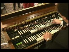 One of the Masters on Organ. Anyone who plays knows that looking at his left hand alone... blows your mind...jazz... Joey DeFrancesco NAMM 2001 - Love For Sale - YouTube