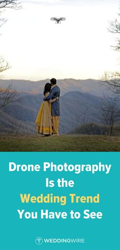 Want photos and videos that will make your jaw drop? Drone wedding photography and videography capture the aerial shots you didn't know you needed.