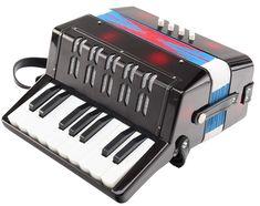 Classic Cantabile 32272 - acordeón para niños, 8 bajos, color negro: Amazon.es: Instrumentos musicales Music Instruments, Classic, Bass Guitars, Musical Instruments, Black People, Colors, Riding Habit, Classical Music