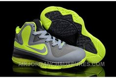 http://www.airjordanchaussures.com/nike-lebron-9-kids-shoes-grey-green-discount-hcmti.html NIKE LEBRON 9 KIDS SHOES GREY/GREEN CHRISTMAS DEALS RMEJR Only 63,00€ , Free Shipping!