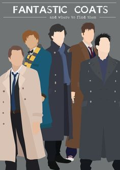 Fantastic coats and where to find them
