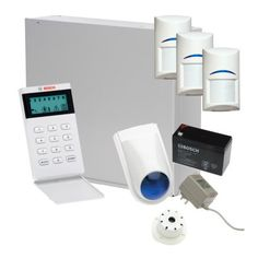 Adding & Deleting User Codes for a Bosch Ultima 880 Alarm System - Red Handed Security