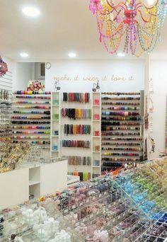 Beads store. Lisboa. Missangas&Co***