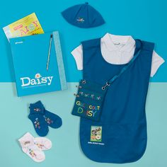 New Daisy? New uniforms! Check them out now!