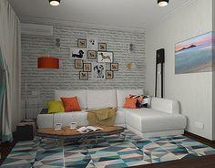 "Check out new work on my @Behance portfolio: ""living room scandinavian"" http://be.net/gallery/47343895/living-room-scandinavian"