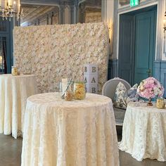 """Stationery & Floral Design on Instagram: """"Our beautiful table linen."""" Baby Party, Table Linens, Floral Design, Stationery, Baby Shower, Luxury, Inspiration, Beautiful, Instagram"""