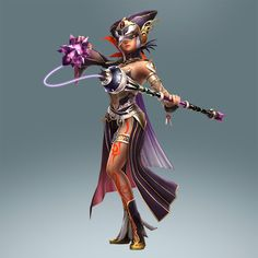 Hyrule Warriors: new playable characters revealed during livestream - NeoGAF