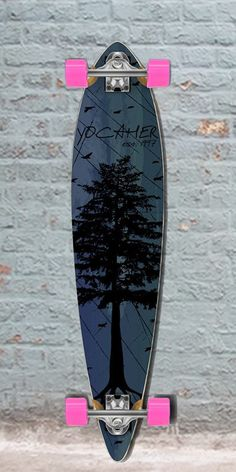 Punked Pintail In The Pines Blue 40 inches Longboard, $107.00 (http://longboardsusa.com/punked-pintail-in-the-pines-blue-40-inches-longboard/)