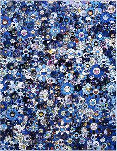 Takashi Murakami, Yet to be titled(2012).