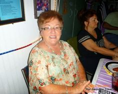 This the amazing Betty of Betty's Rv park.