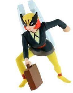 Kidrobot Adult Swim Series 1 Figure - Birdgirl From Harvey Birdman, Attorney At Law