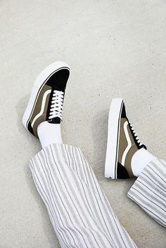 Old Skool Platform Sneaker by Vans at Free People