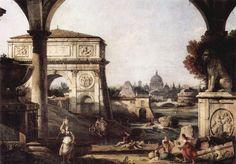 A hand picked collection of oil paintings. Francesco Guardi, Romanticism, Public Domain, Ocean, Artist, Bridge, Landscapes, German, Collections