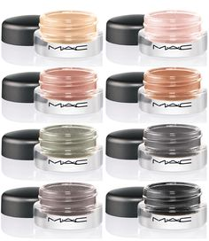MAC Cosmetics Pro Longwear Paint Pots... Great as a base or to wear alone!