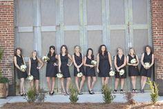 Bridesmaids (Dresses- J Crew)