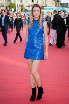 Christa Théret au 42ème Festival du Cinéma Américain de Deauville