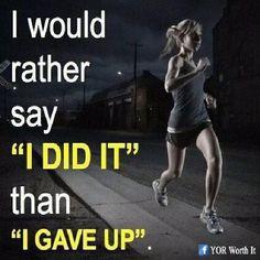 #challengeyourself