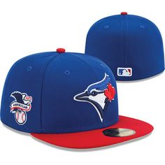 Toronto Blue Jays MLB Baycik 59FIFTY Fitted Hat (New Era). Good to see af82b533b22