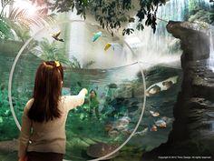 San Francisco Zoo, Nature Center, Aquarium, Exhibit, Museums, Science, Google, Art, Ideas