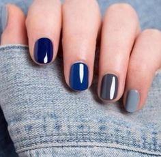 Nail colors love 💕