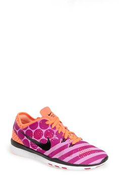 42d53c4b23e9 Nike  Free 5.0 TR Fit 5 Print  Training Shoe (Women)