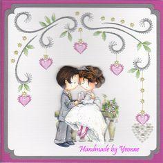 Y Huwelijkskaart