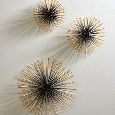 Decorating Cents: DIY Urchin Decor