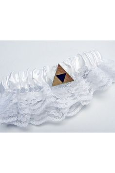 triforce garder belt- you know I HAVE to be wearing this the day of my wedding lol!