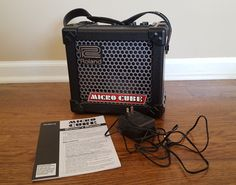 # Roland Micro Cube 2 Watt Guitar Amp please retweet