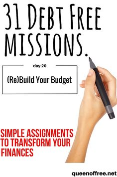 Paying off debt requires you to build your budget. This post shares budgeting strategies and tools to help you breathe new life into your money!
