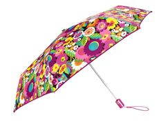 Stay dry during those rainy days with this full size umbrella!! Shown in VaVa Bloom!!