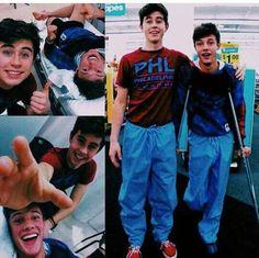 Nash e Cameron