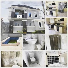 FOR SALE :- BRAND NEW/ SPACIOUS AND BEAUTIFUL 5 BEDROOM DETACHED HOUSE WITH A ROOM BQ A LOVELY SWIMMING POOL LARGE LIVING AREAS A FULLY FITTED KITCHEN AND GENEROUS PARKING SPACE  LOCATION :- CHEVY VIEW ESTATE LEKKILAGOS  ASKING PRICE :- N110M  08185137209 // 09060000255  #realestate #real #estate #house #housing #home #homes #finance #investment #building #structure #listing #sanitaryware #luxurylife #family #comfort #sale #buy #lease #rent #income #savings #design #architecture #interior…