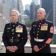 Commandant & SgtMaj of the Marine Corps,USMC.you won't pull any BS with these two Military Police, Military Veterans, Usmc, Military Spouse, Military Service, Once A Marine, My Marine, Us Marine Corps, American Soldiers