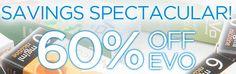 Vapor Joes - Daily Vaping Deals: HALO LIQUIDS: 60% OFF THE EVO LINE OF LIQUIDS 30ml...