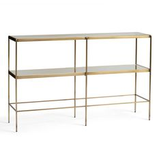 Leona Console Table for the hall table