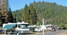 Yosemite Lakes RV Resort, Groveland, California .. possibly this summer's vaca. I like it here