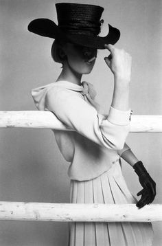 Brian Duffy for French Elle, 1963