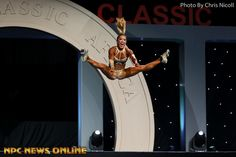 Ryall Graber – 2016 Arnold Classic South Africa