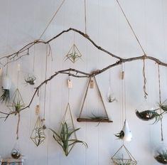 Wondrous Tips: Natural Home Decor Diy Wall Art natural home decor products.Natural Home Decor Inspiration Color Schemes natural home decor bedroom simple.Natural Home Decor Diy Fun. Natural Home Decor, Diy Home Decor, Decor Crafts, Wall Terrarium, Hanging Terrarium, Deco Nature, Nature Decor, Decoration Plante, Diy Décoration