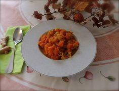 Courge aux épices et petits raisins - Powered by @ultimaterecipe