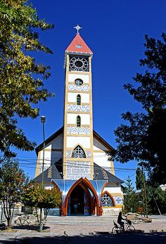 Santuario Ntra. Señora de las Nieves y Beata Laura Vicuña - SUR ARGENTINO