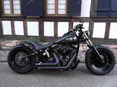 Harley-Davidson Night Train Sonstige in Schwarz als Gebrauchtwagen in Bornheim für € 19.780,-