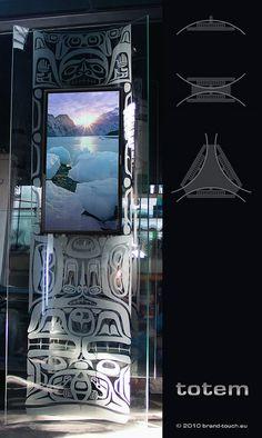 Digital Signage Totem 32 HD | Flickr - Photo Sharing!