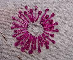 Pistil Stitch